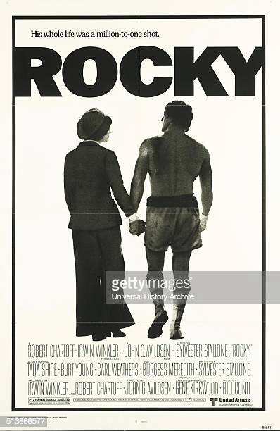 Rocky is a 1976 American sports film directed by John G Avildsen and both written by and starring Sylvester Stallone It tells the rags to riches...