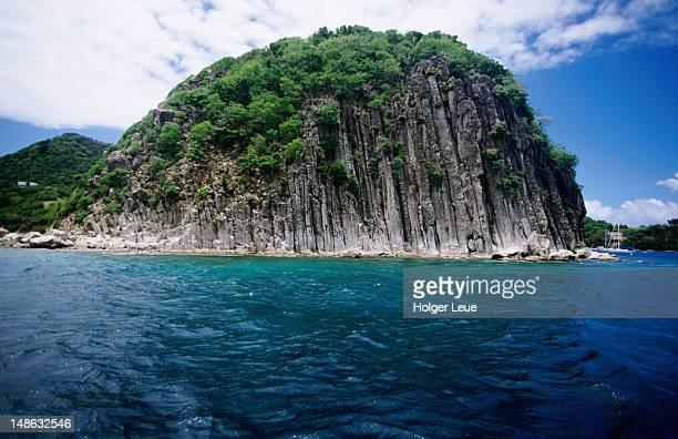 Rocky Island near Terre-de-Haut island.