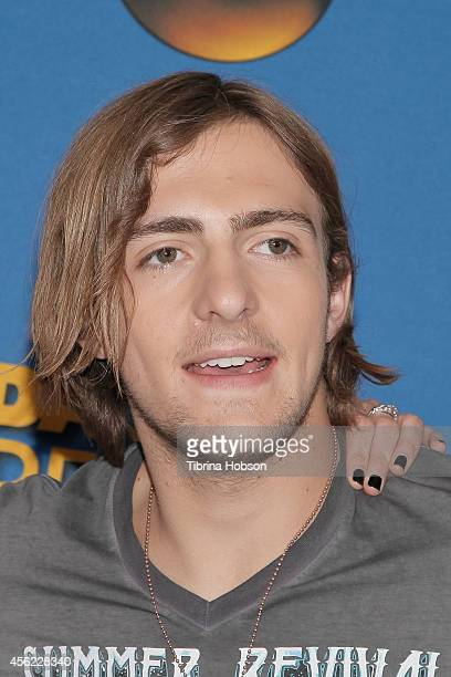 Rocky Lynch of R5 attends the 2014 MDA show of strength telethon at the Hollywood Palladium on May 13 2014 in Hollywood California