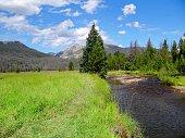 Rocky Mountain National Park  - Scenery