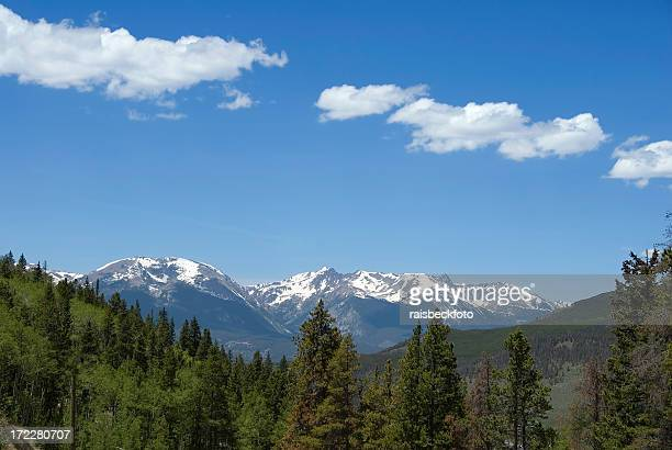 Rocky Mountains, Keystone, Colorado