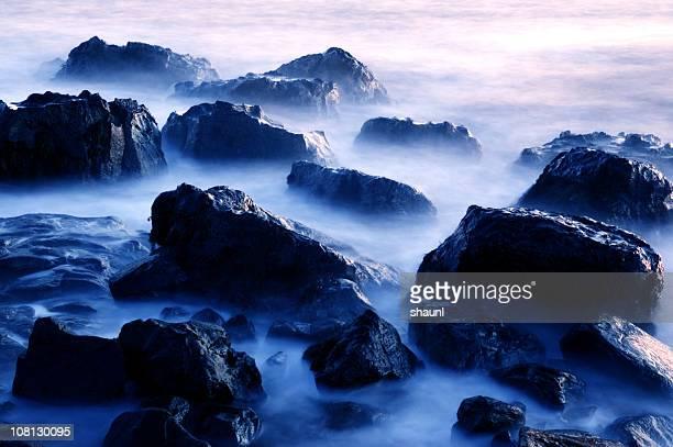 Felsigen Küsten