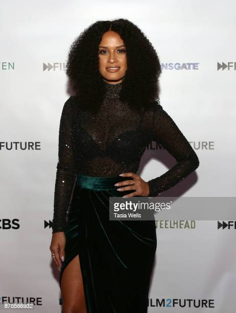 Rocsi Diaz at the Film2Future Year 2 Awards Ceremony on November 16 2017 in Los Angeles California