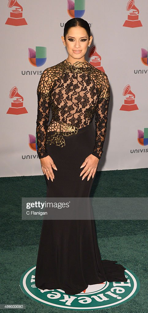 Rocsi Diaz attends the 15th Annual Latin GRAMMY Awards at the MGM Grand Garden Arena on November 20, 2014 in Las Vegas, Nevada.
