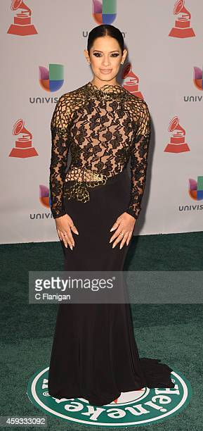 Rocsi Diaz attends the 15th Annual Latin GRAMMY Awards at the MGM Grand Garden Arena on November 20 2014 in Las Vegas Nevada
