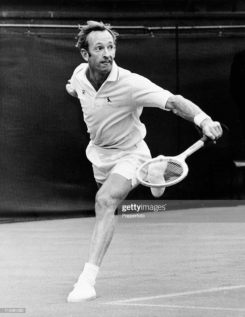 s et images de Tennis Player Rod Laver Turns 75