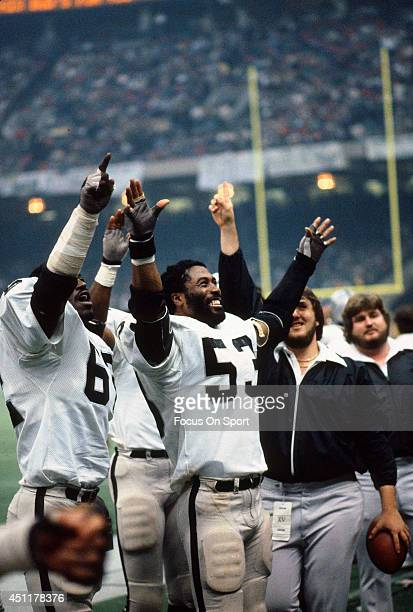 Rod Martin Raiders Pictures And Photos