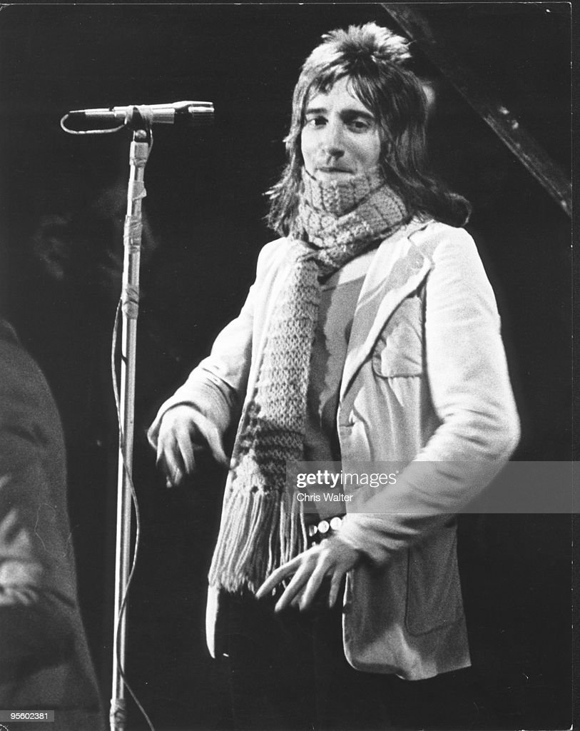 Rod Stewart Faces 1972
