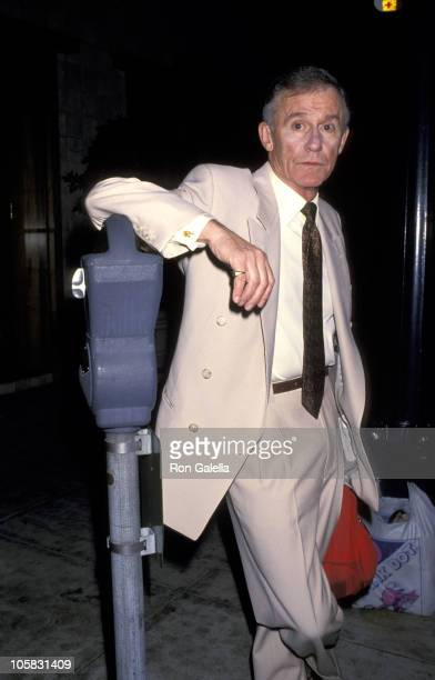 Roddy McDowall during American Book Sellers Covention Party May 27 1994 at Tatou Restaurant in Beverly Hills California United States