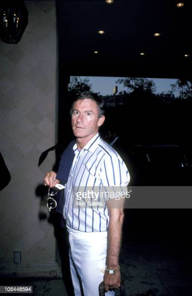Roddy McDowall during 'Focus' Magazine Party at Le Bel Age Hotel in Los Angeles California United States