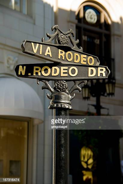 Rodeo on the street