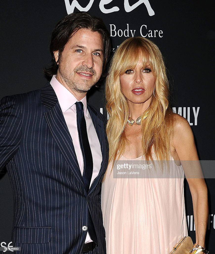 <a gi-track='captionPersonalityLinkClicked' href=/galleries/search?phrase=Rodger+Berman&family=editorial&specificpeople=4104059 ng-click='$event.stopPropagation()'>Rodger Berman</a> and Rachel Zoe attend the 2013 Pink Party at Hangar 8 on October 19, 2013 in Santa Monica, California.