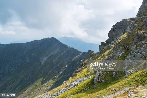 Rodnei mountain range