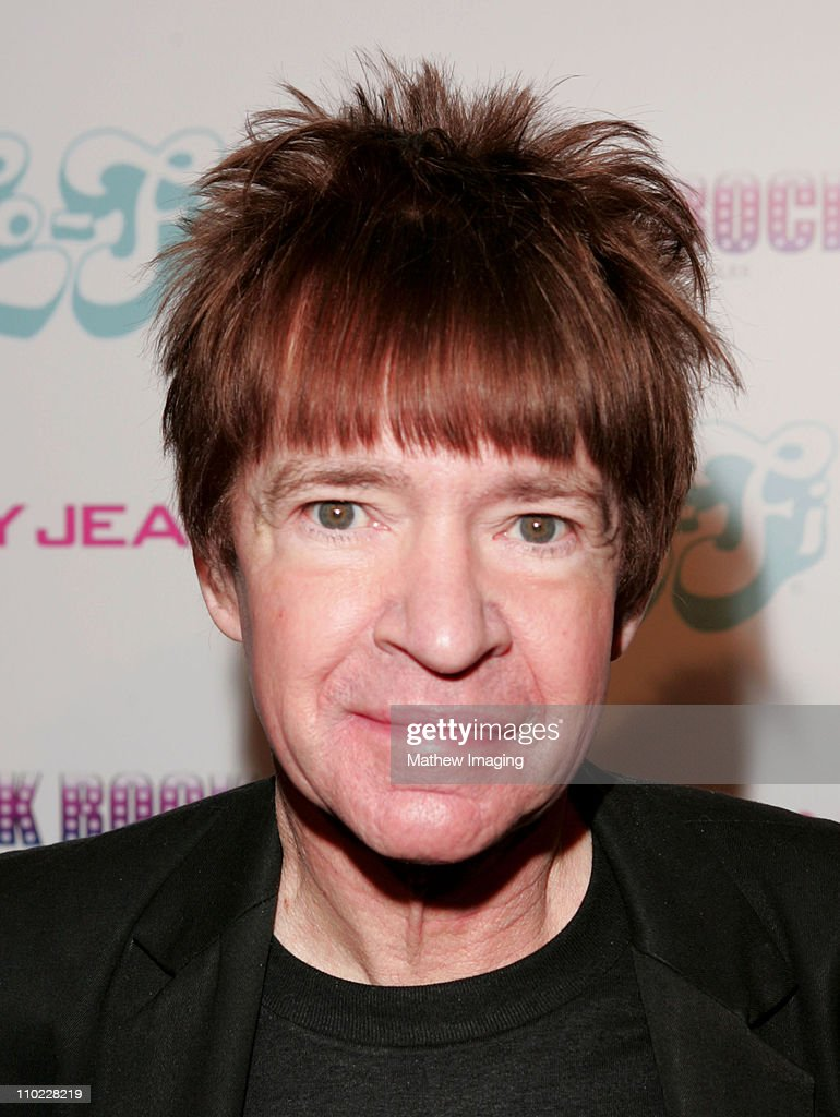 Rodney Bingenheimer during DKNY Jeans and Lo-Fi Gallery Present 'Mick Rock Live in LA' Exhibit at Lo-Fi Gallery in Hollywood, California, United States.