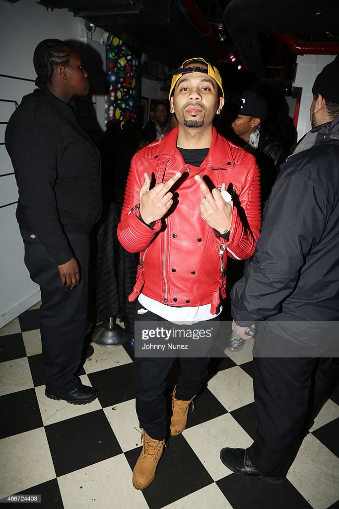 Rodney 'Bucks' Charlemagne attends Camron's KillaBowl at WIP on February 2, 2014 in New York City.
