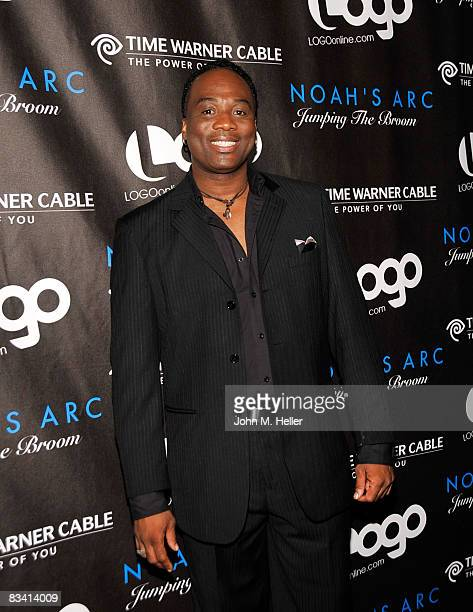 Noah's Arc: Jumping the Broom (2008) | Movieweb |Noahs Arch Cast Chester Logo