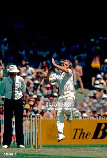Rodney Hogg Australia v England 4th Test Melbourne Dec 82