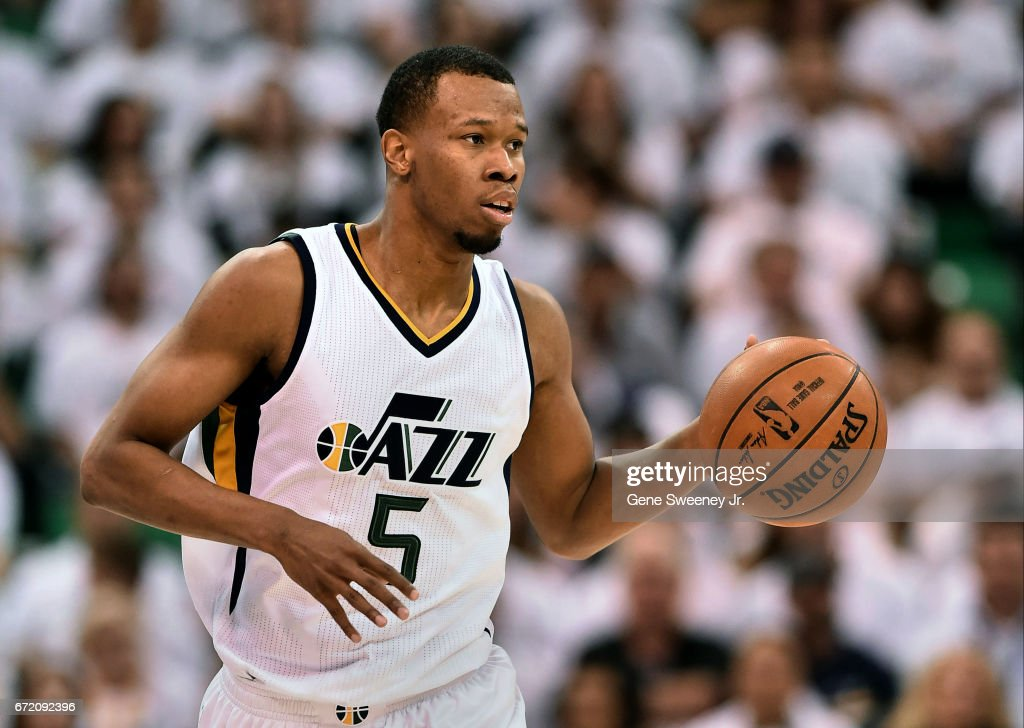 Los Angeles Clippers v Utah Jazz - Game Four