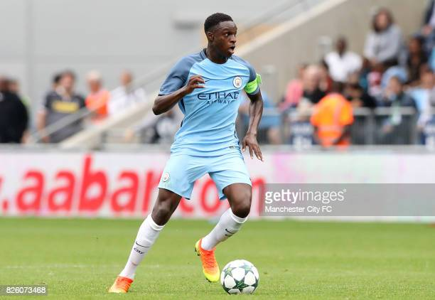 Rodney Kongolo Manchester City