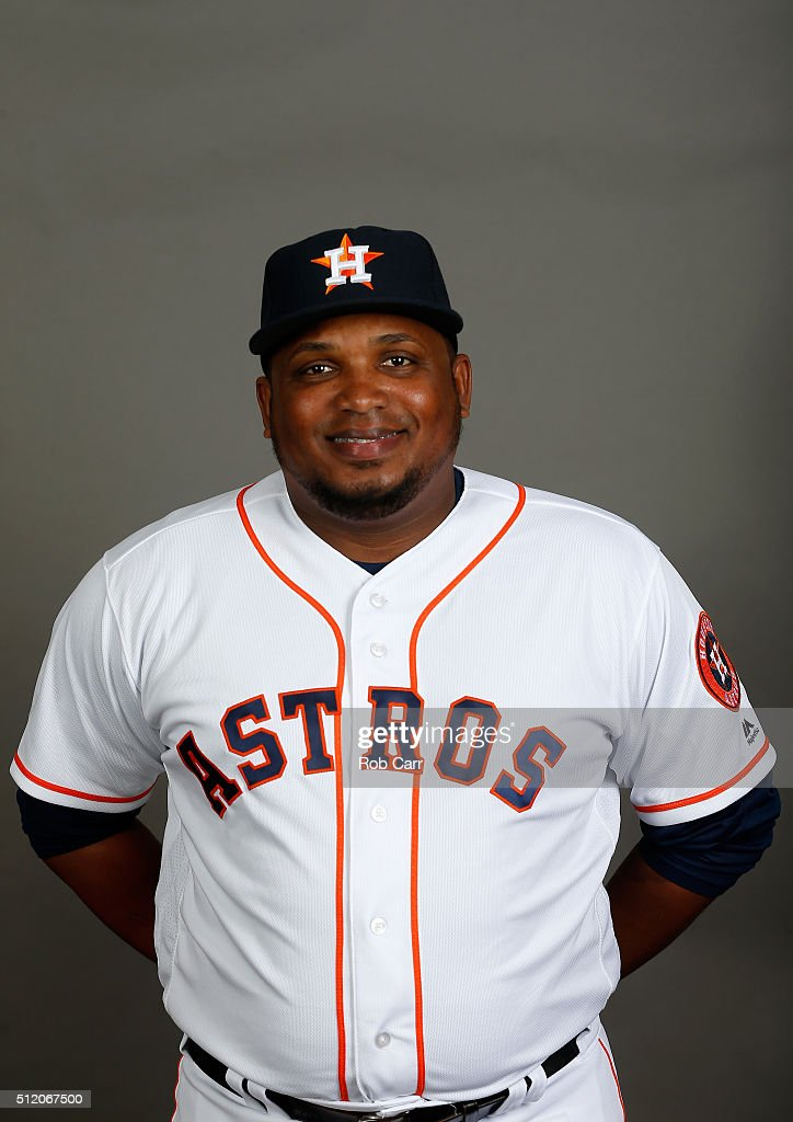 Rodney Linares of the Houston Astros poses on photo day at Osceola County Stadium on February 24, 2016 in Kissimmee, Florida.