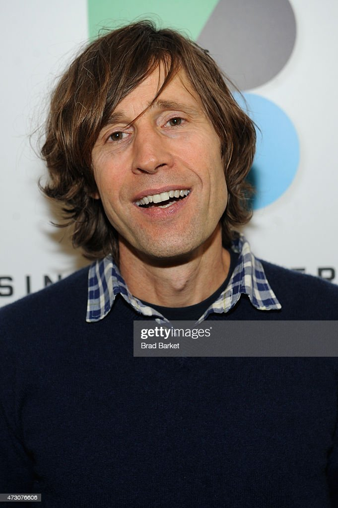 Rodney Mullen, Skateboarder attends the WIRED Business Conference 2015 at Museum of Jewish Heritage on May 12, 2015 in New York City.