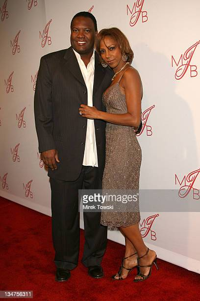 Rodney Peete and his wife Holly Robinson Peete during Celebrate Mary Party Hosted by Jada Pinkett Smith and Will Smith Arrivals at Boulevard 3 in...