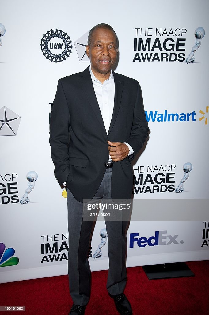 Rodney Saulsberry attends the NAACP Image Awards Nominee's Luncheon at Montage Beverly Hills on January 26, 2013 in Beverly Hills, California.