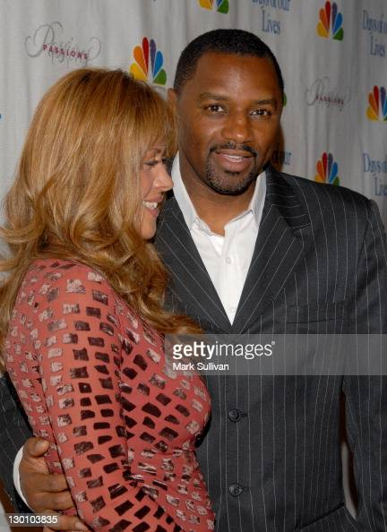 Rodney Van Johnson and wife...