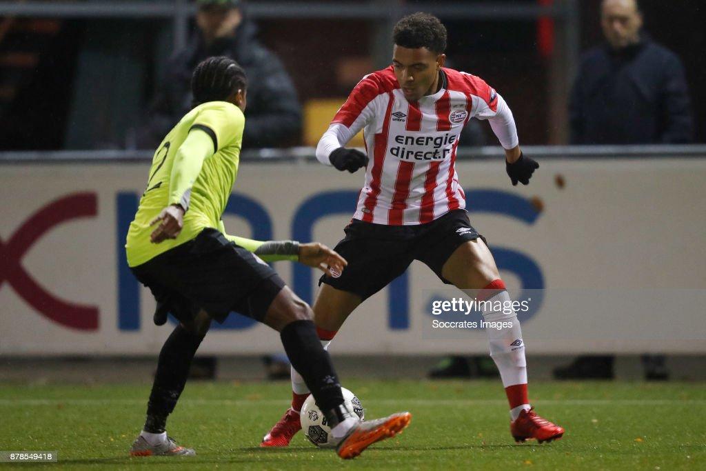 PSV U23 v Telstar - Eerste Divisie