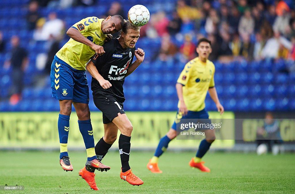 Brondby IF vs Sonderjyske - Danish Alka Superliga
