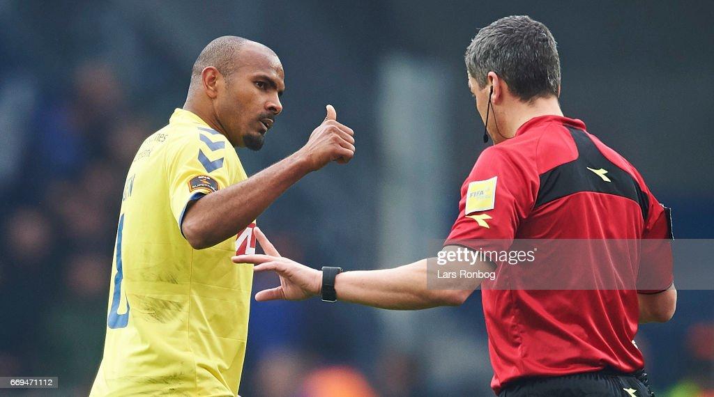Brondby IF vs FC Copenhagen - Danish Alka Superliga