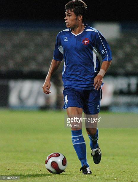 Rodrigo Alvim during portuguese league game between Belenenses and Naval