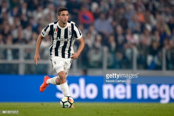 Rodrigo Bentancur of Juventus FC in action during the Serie A football match between Juventus FC and SS Lazio SS Lazio wins 21 over Juventus FC