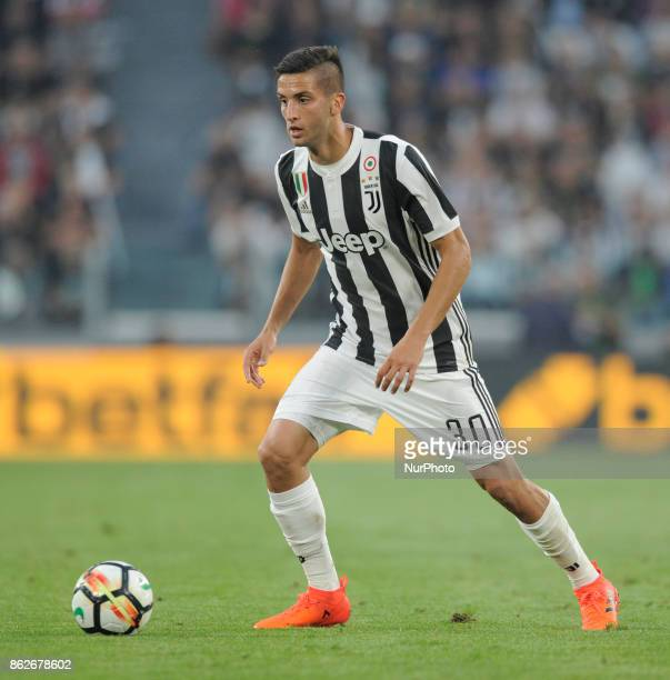 Rodrigo Bentancur of Juventus player during the match valid for Italian Football Championships Serie A 20172018 between FC Juventus and SS Lazio at...