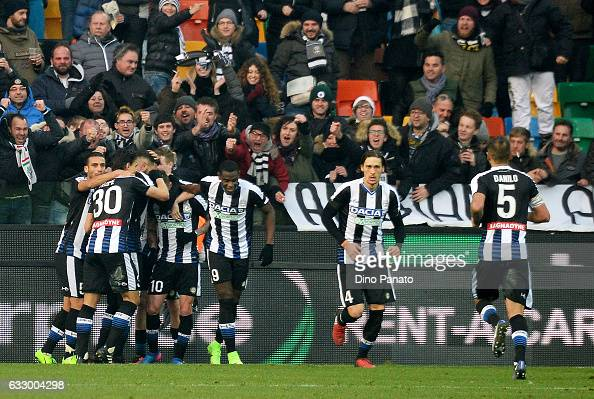 Udinese Calcio v AC Milan - Serie A : News Photo