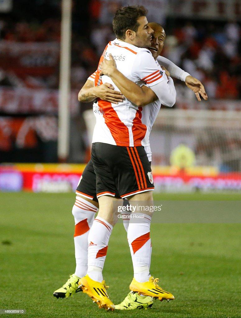 River Plate v Lanus - Torneo Primera Division 2015