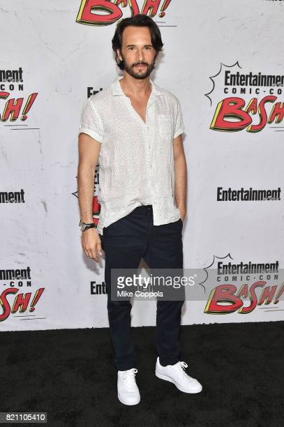 Rodrigo Santoro at Entertainment Weekly's annual ComicCon party in celebration of ComicCon 2017 at Float at Hard Rock Hotel San Diego on July 22 2017...