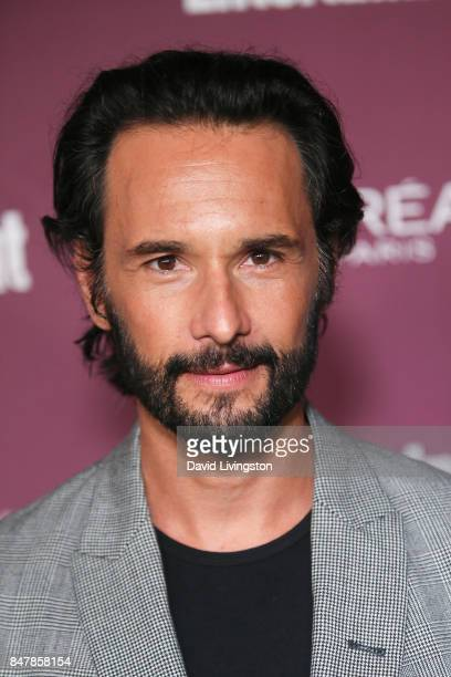 Rodrigo Santoro attends the Entertainment Weekly's 2017 PreEmmy Party at the Sunset Tower Hotel on September 15 2017 in West Hollywood California