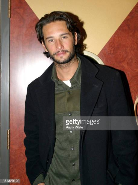 Rodrigo Santoro during 2004 Sundance Film Festival World Cinema 'Carandiru' Premiere at HVC II in Park City Utah United States