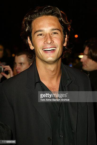 Rodrigo Santoro during 'Love Actually' Premiere Paris at UGC Normandy Champs Elysees in Paris France