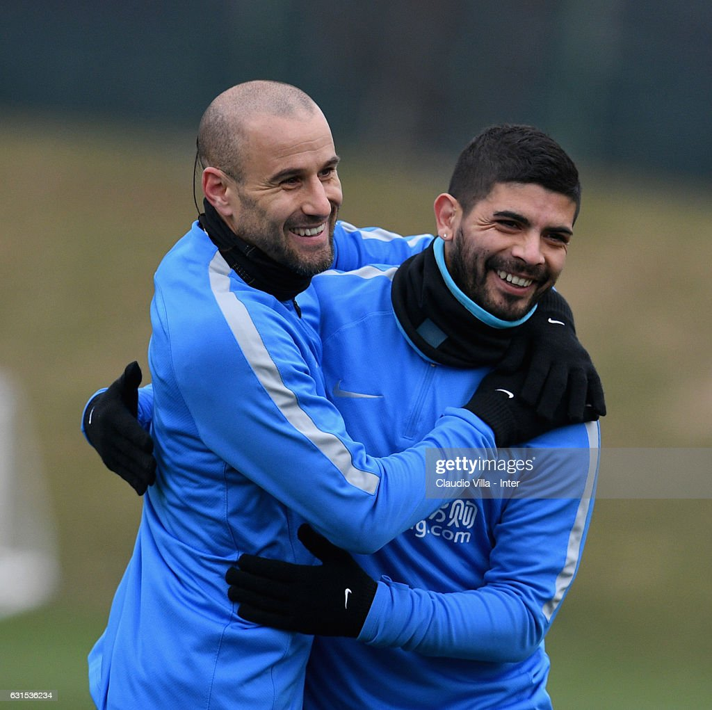 FC Internazionale Training Session s and