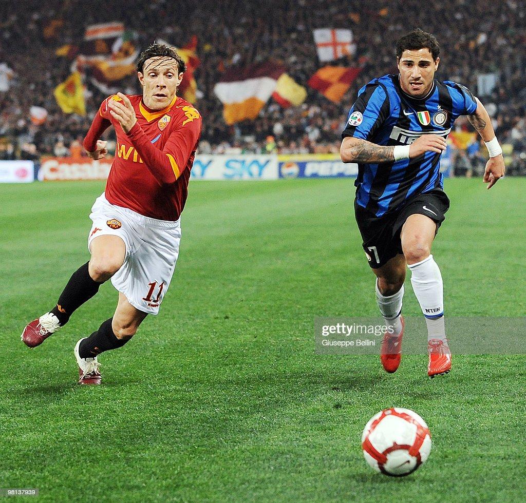 AS Roma v FC Internazionale Milano - Serie A