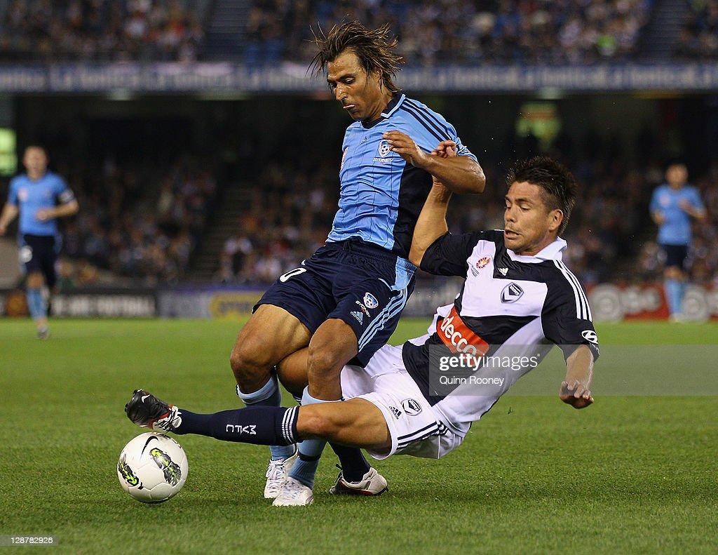A-League Rd 1 - Victory v Sydney