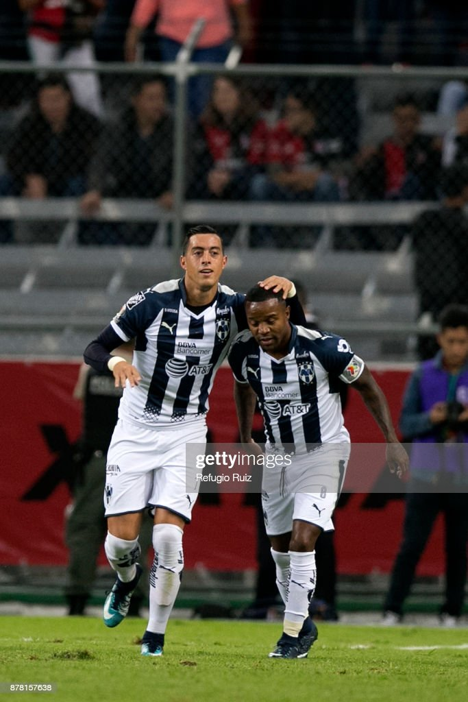 Atlas v Monterrey - Playoffs Torneo Apertura 2017 Liga MX