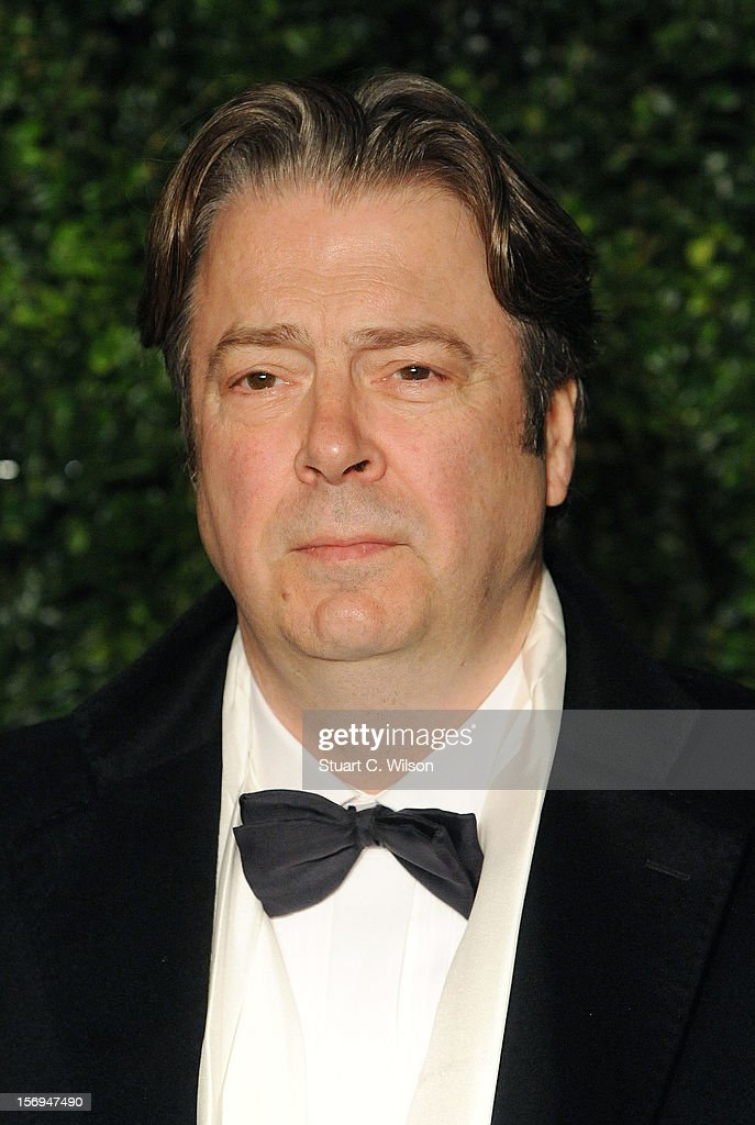 Roger Allam attends the 58th London Evening Standard Theatre Awards in association with Burberry on November 25, 2012 in London, England.