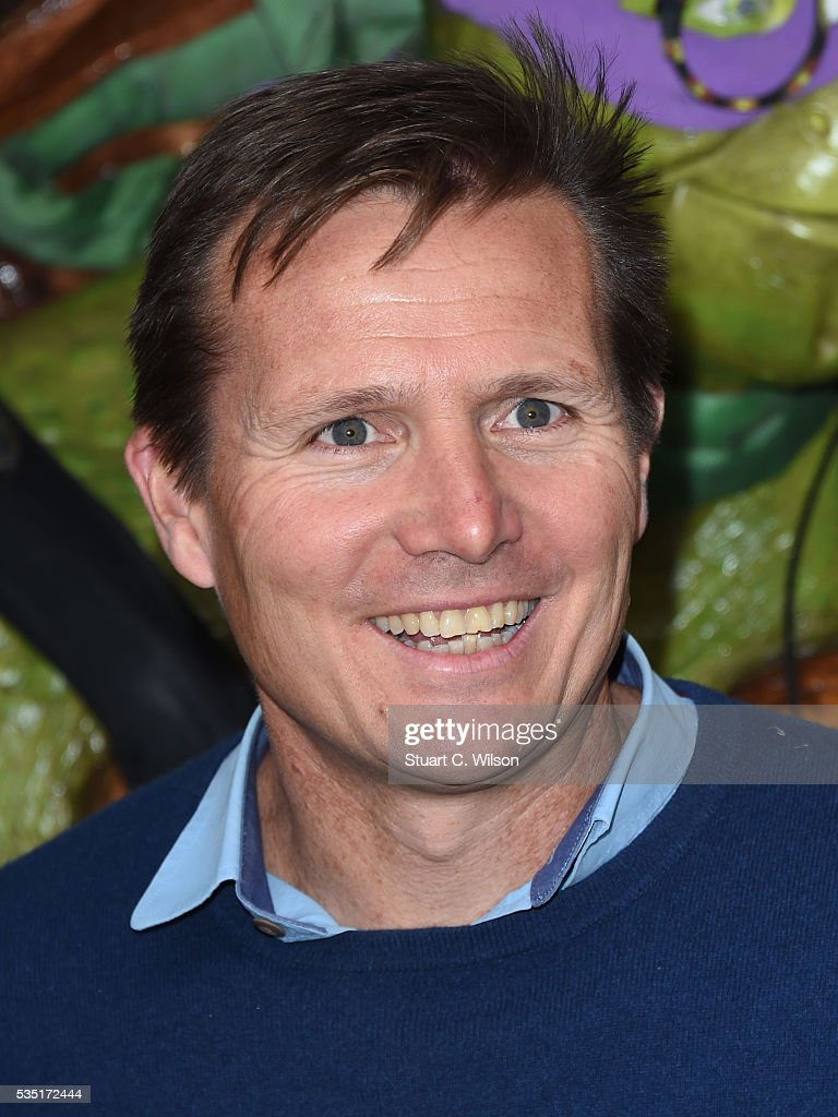 <a gi-track='captionPersonalityLinkClicked' href=/galleries/search?phrase=Roger+Black&family=editorial&specificpeople=226632 ng-click='$event.stopPropagation()'>Roger Black</a> arrives for the gala screening of 'Teenage Mutant Ninja Turtles: Out Of The Shadows' at Vue West End on May 29, 2016 in London, England.