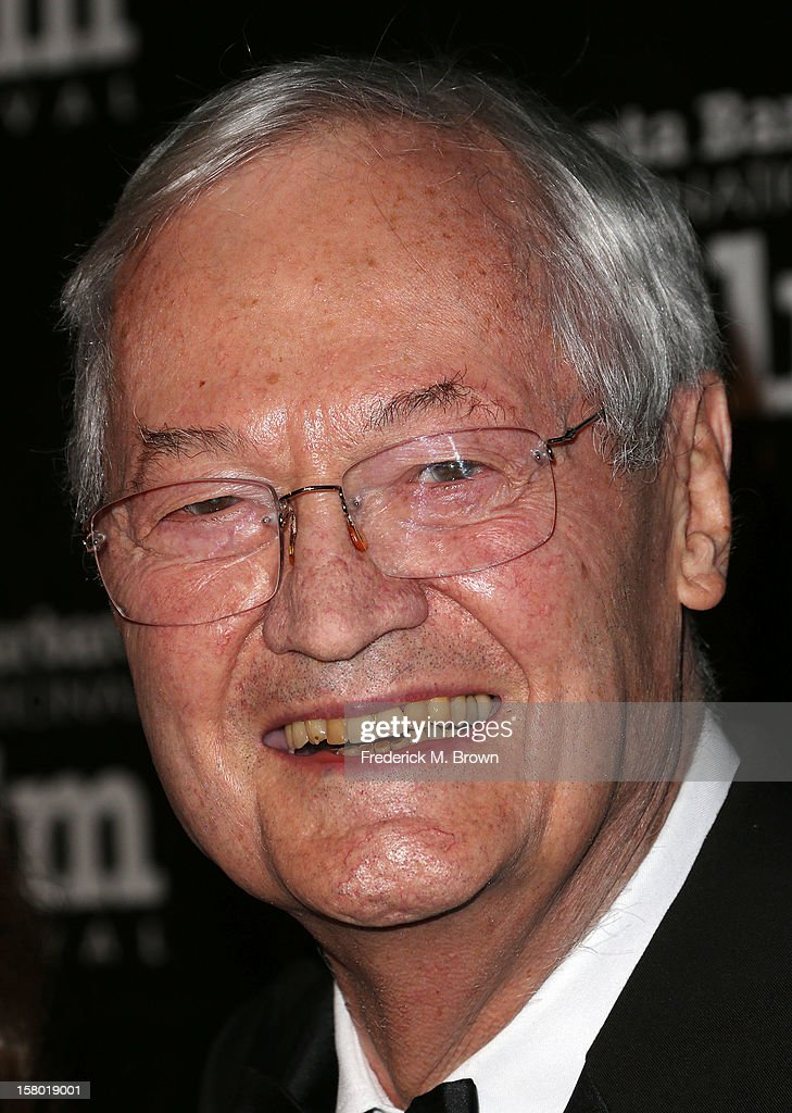 <a gi-track='captionPersonalityLinkClicked' href=/galleries/search?phrase=Roger+Corman&family=editorial&specificpeople=613532 ng-click='$event.stopPropagation()'>Roger Corman</a> attends the SBIFF's 2012 Kirk Douglas Award For Excellence In Film during the Santa Barbara Film Festival on December 8, 2012 in Goleta, California.