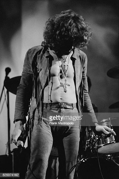 Roger Daltry and The Who at the Fillmore East