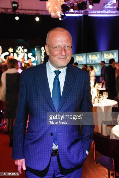 Roger de Weck attends the CIVIS Media Award 2017 on June 1 2017 in Berlin Germany
