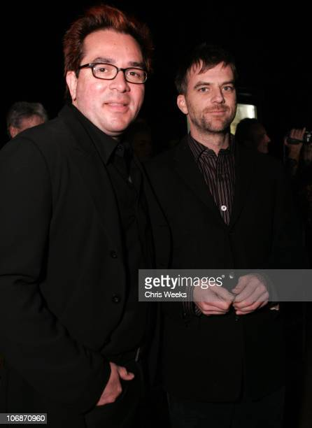 Roger Durling and Paul Thomas Anderson during 21st Annual Santa Barbara International Film Festival The Riviera Award Honoring Phillip Seymour...
